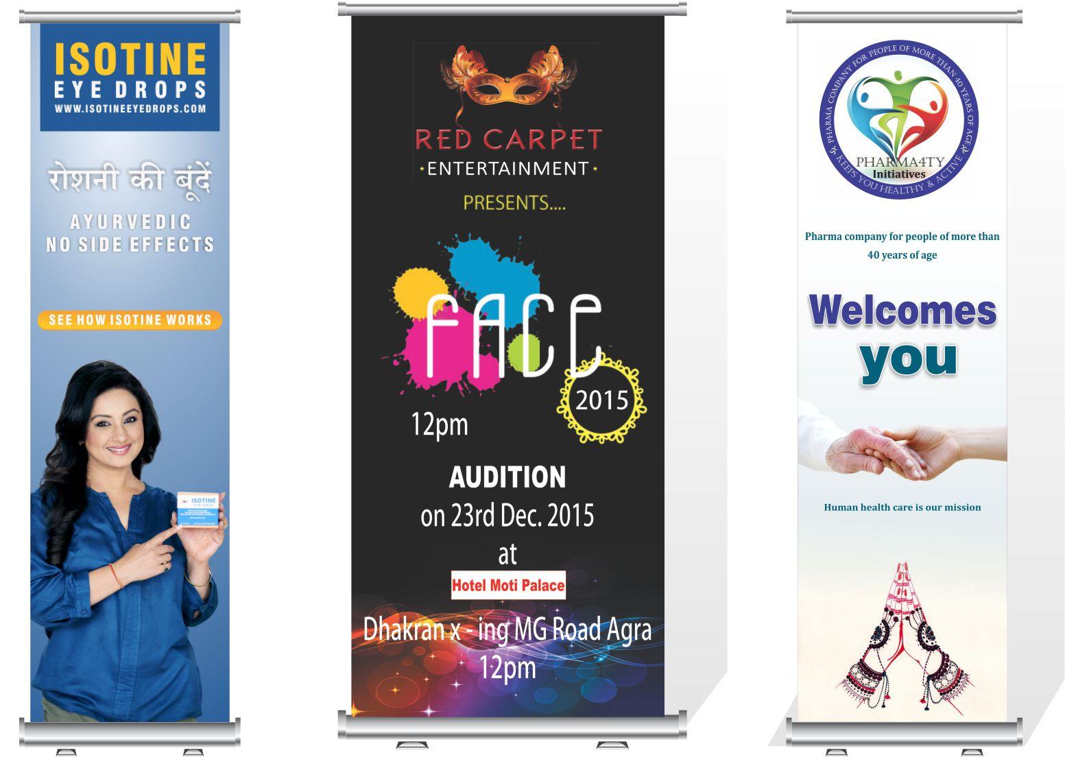 Advertising Banner Design Services